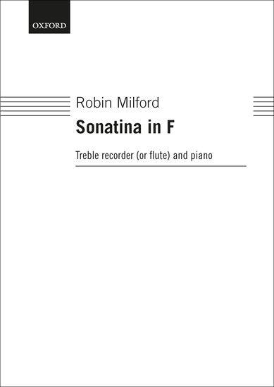 OUP-3578074 - Sonatina in F Default title