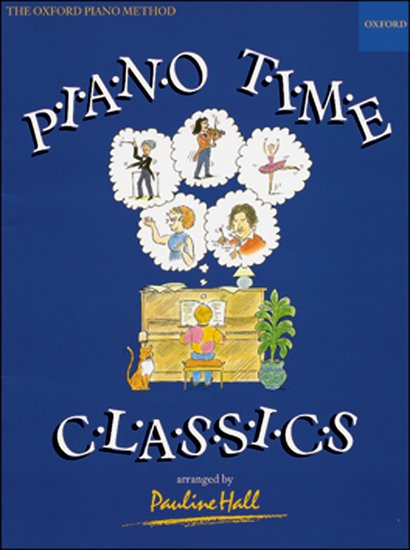 OUP-3727366 - Piano Time Classics Default title