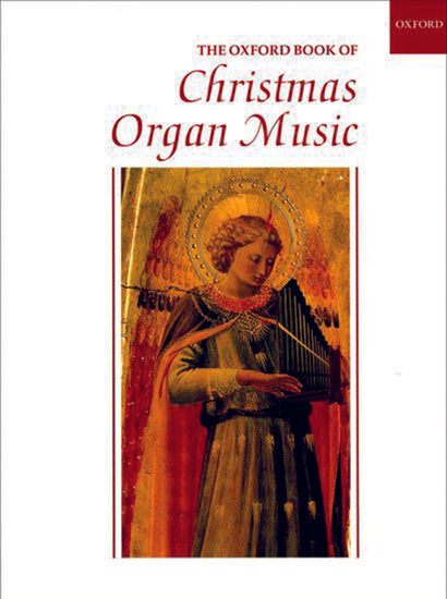 OUP-3751248 - The Oxford Book of Christmas Organ Music Default title