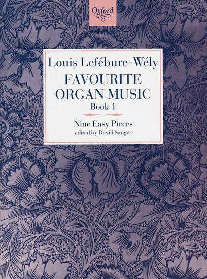 OUP-3755277 - Favourite Organ Music Book 1: Nine Easy Pieces Default title
