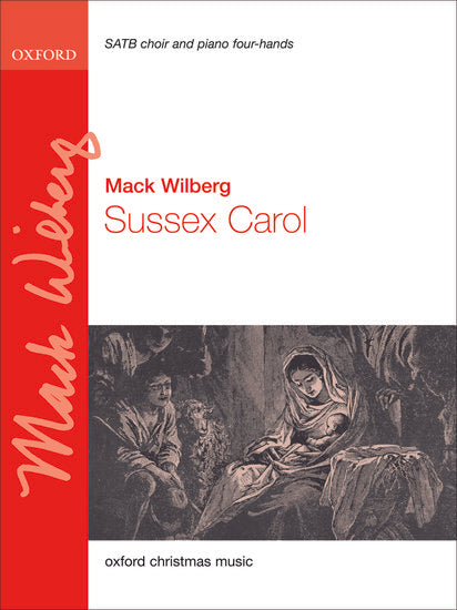 OUP-3805255 - Sussex Carol: Vocal score Default title