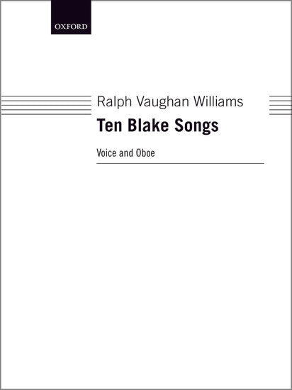 OUP-3850262 - Ten Blake Songs Default title