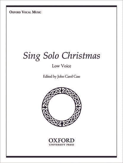 OUP-3851986 - Sing Solo Christmas: Low voice Default title