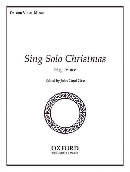OUP-3854055 - Sing Solo Christmas: High voice Default title