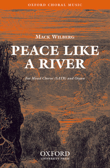 OUP-3868144 - Peace like a river: Vocal score Default title