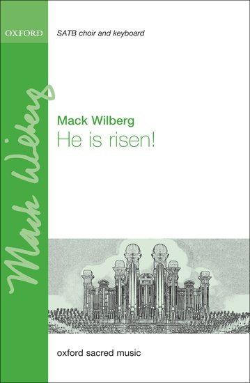 OUP-3869219 - He is risen!: Vocal score Default title