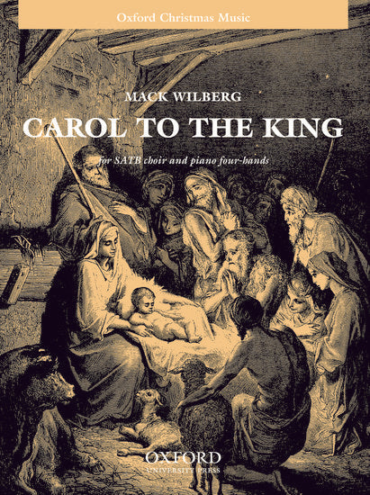 OUP-3869752 - Carol to the King: Vocal score Default title