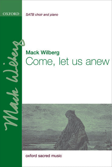 OUP-3869837 - Come, let us anew: Vocal score Default title