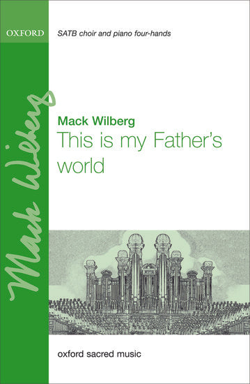 OUP-3869882 - This is my Father's world: Vocal score Default title