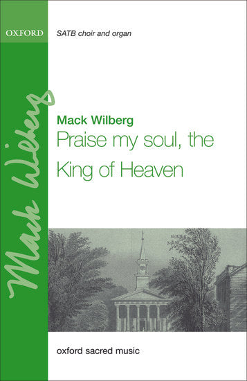 OUP-9734252 - Praise my soul, the King of heaven: Vocal score Default title