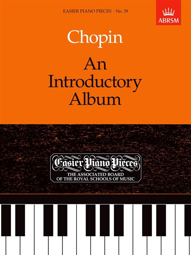 AB-54723048 - Chopin An Introductory Album Default title