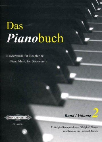 P10906B - Das Piano Buch Volume 2 (Piano Music for Discoverers) Default title