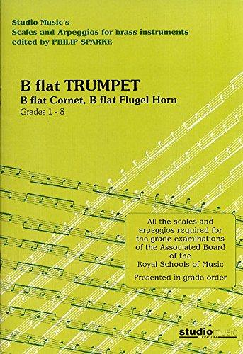 M050003946 - Scales and Arpeggios for Trumpet, Cornet & Flugel Horn Default title