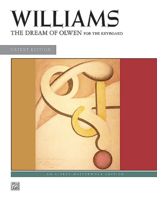 ALF20075X - Dream Of Olwen (piano solo) Default title