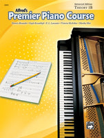 ALF23870 - Premier Piano Course - Theory 1B Default title