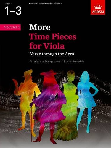 AB-48497443 - More Time Pieces for Viola, Volume 1 Default title