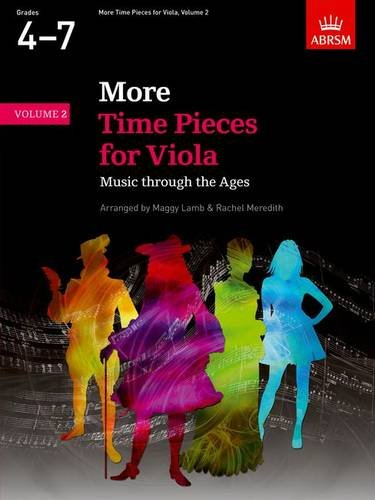 AB-48497450 - More Time Pieces for Viola Volume 2 Default title