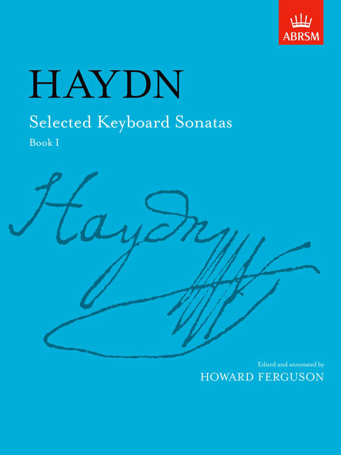 AB-54722638 - Haydn Selected Keyboard Sonatas, Book I Default title