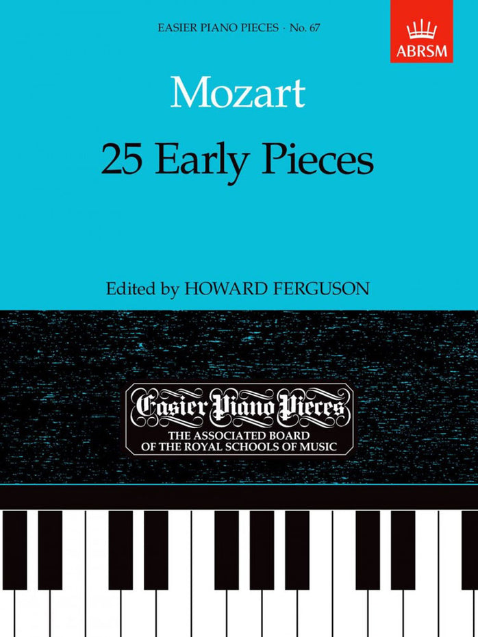 AB-54723581 - 25 Early Pieces Default title