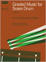 AB-54724458 - Graded Music for Snare Drum, Book II Default title