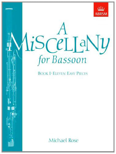 AB-54724489 - A Miscellany for Bassoon, Book I Default title