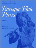 AB-54727138 - Baroque Flute Pieces, Book IV Default title