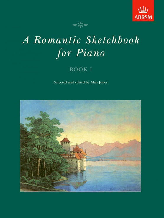 AB-54727152 - A Romantic Sketchbook for Piano, Book I Default title