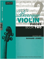 AB-54728296 - Baroque Violin Pieces, Book 2 Default title