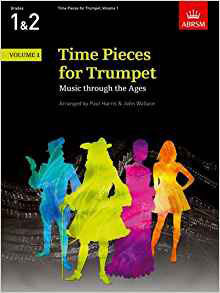 AB-54728630 - Time Pieces for Trumpet, Volume 1 Default title