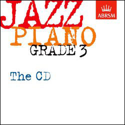 AB-60960123 - Jazz Piano Grade 3: The CD Default title