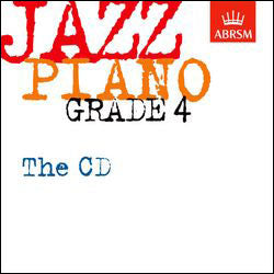 AB-60960130 - Jazz Piano Grade 4: The CD Default title