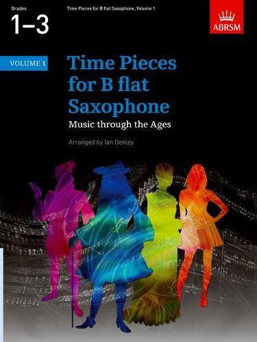 AB-60961960 - Time Pieces for B flat Saxophone, Volume 1 Default title