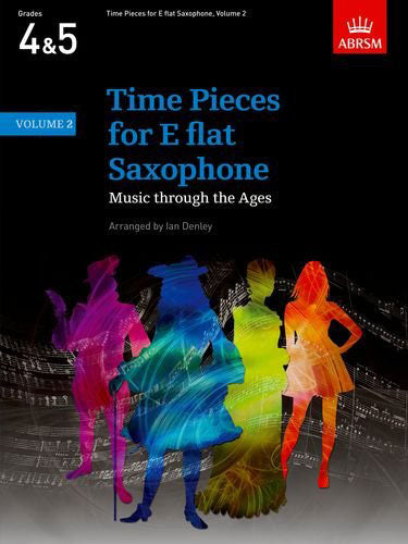 AB-60961991 - Time Pieces for E Flat Saxophone, Volume 2 Default title