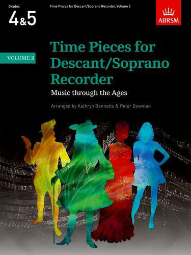 AB-60962936 - Time Pieces for Descant/Soprano Recorder, Volume 2 Default title