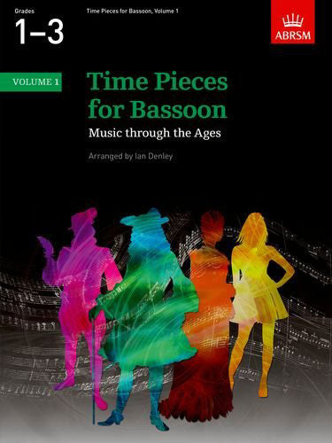 AB-60962967 - Time Pieces for Bassoon, Volume 1 Default title
