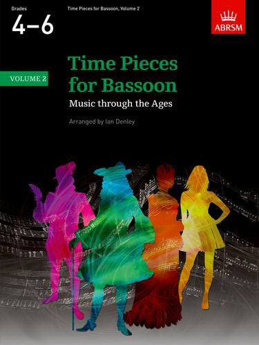 AB-60962974 - Time Pieces for Bassoon, Volume 2 Default title