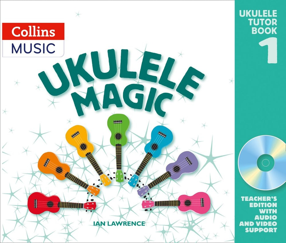 ACB-157299 - Ukulele Magic Teacher's Edition - Original 2012 Default title