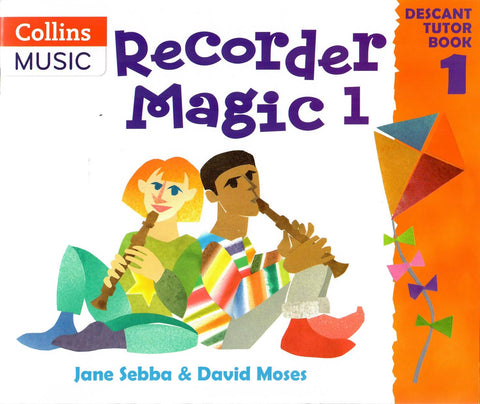 ACB-651423 - Recorder Magic 1 (book only) Default title
