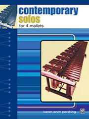 ALF19627 - Contemporary Solos for 4 mallets Default title