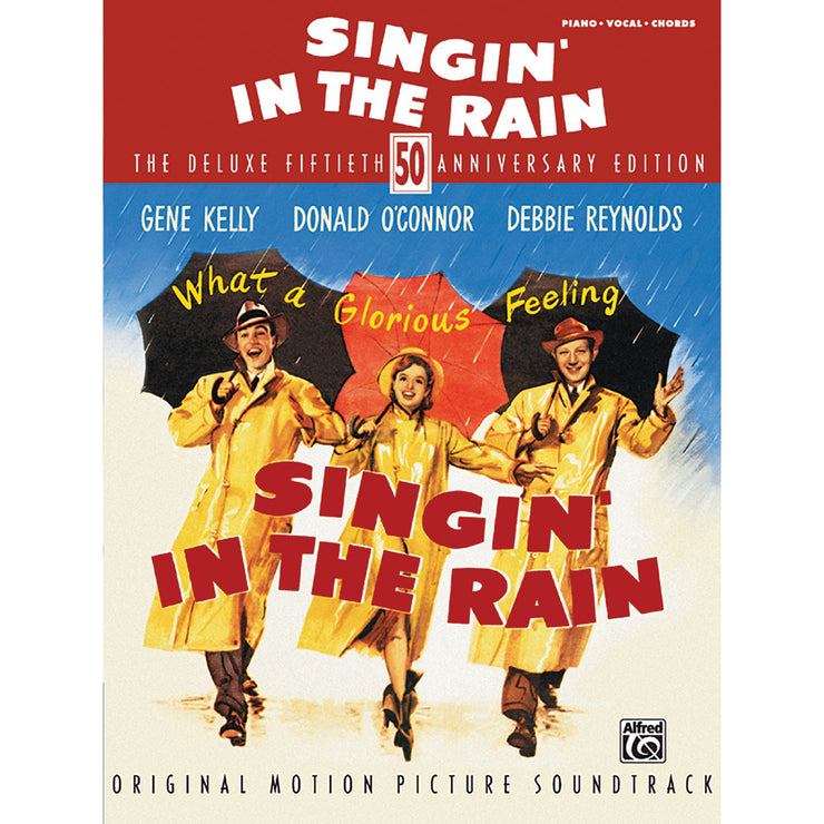 ALF26121 - Singin' in The Rain. 50th Anniversary Default title