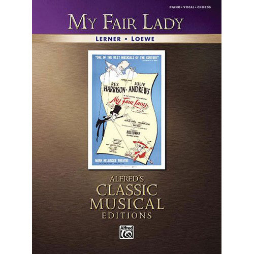 ALF27660 - My Fair Lady: Vocal Selections Default title