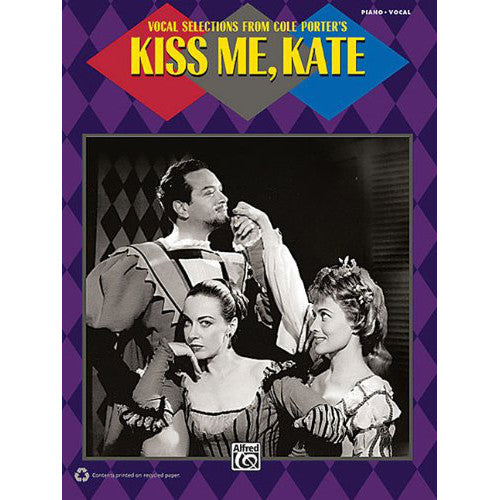 ALF36270 - Kiss Me, Kate: Vocal Selections Default title