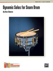ALF37481 - Dynamic Solos for Snare Drum Default title