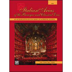 ALF4976 - Italian Arias of the Baroque and Classical Eras - High Voice Default title