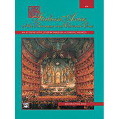 ALF4978 - Italian Arias of the Baroque and Classical Eras - Low Voice Default title