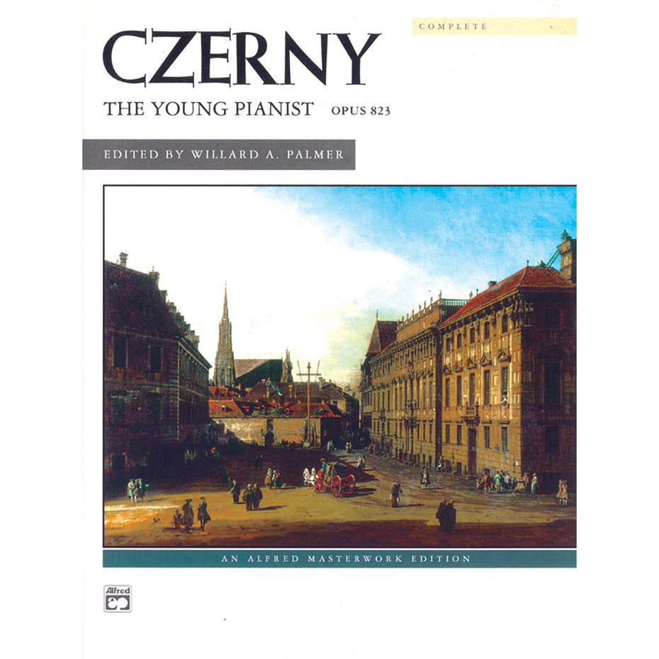 ALF590 - Czerny the Young Pianist Op 823 Complete Default title