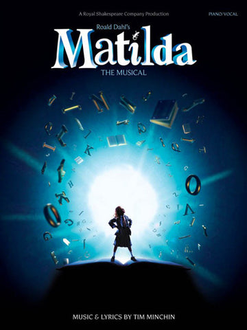AM1005642 - Tim Minchin: Roald Dahl's Matilda - The Musical Default title