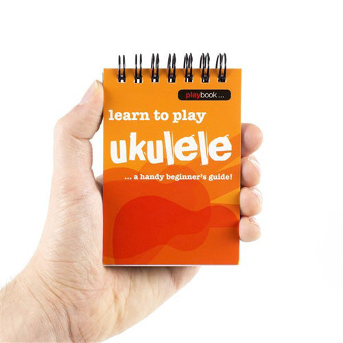 AM1008447 - Playbook: Learn to Play Ukulele - A Handy Beginner's Guide! Default title