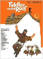AM39520 - Jerry Bock: Fiddler On the Roof - Vocal Selections Default title