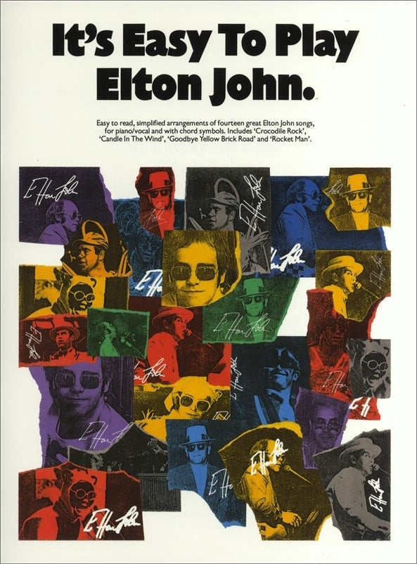 AM61714 - It's Easy to Play Elton John Default title